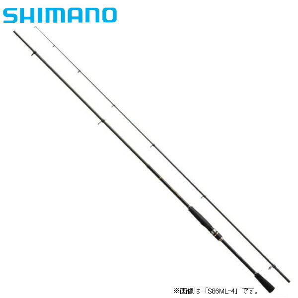 【SHIMANO/シマノ】18 FREEGAME フリーゲーム S90ML-4【即納可能】