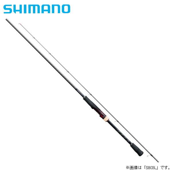 【シマノ】(S) 17 セフィアCI4+ S806L(38500)
