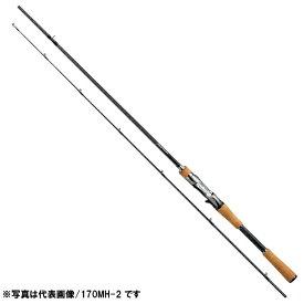 【シマノ】 シマノ 19 バンタム センターカット2ピース 170M-2 2019年発売モデル (G)