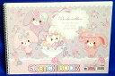 ぼんぼんりぼん[Bonbonribbon]B4スケッチブック(542-7057-01)