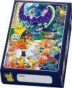 ポケットモンスターSUN&MOON「ポケモンサン&ムーン」2017わくわく新学期シリーズB5おどうぐ箱(お道具箱)(598-7280-01)
