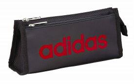 アディダス[adidas](AI02)ペンポーチペンケース(筆箱)赤(210598)(PT1400AI01.15)