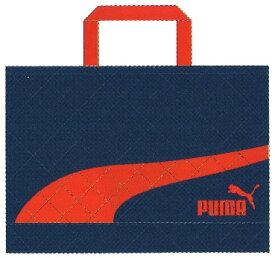 プーマ(PUMA)レッスンバッグ(手提げかばん/スクールバッグ) ネイビー(PM187NB)