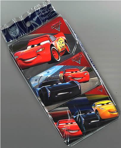 カーズ3 ディズニーCars3ポケットティッシュ6個パック(4903105210625)