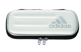 アディダス(AI06)[adidas]2019新学期ペンケース(ペンポーチ/筆箱/筆入れ)白銀(PT1502AI06W26-241790)