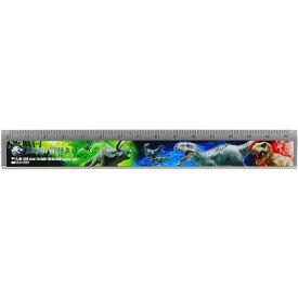 ジュラシックワールド[JurassicWorld]第2弾15cm定規 A(S4006151)