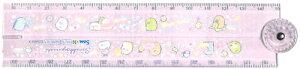 すみっコぐらしS/Gハッピースクール折りたたみ定規(おりたたみ定規)(SQ86701)