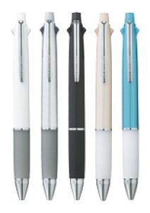 多機能ペン JETSTREAM ジェットストリーム0.7mmボール油性ボールペン黒・赤・青・緑+シャープ0.5mm(MSXE5-1000-07)