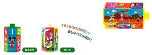 ディズニーミッキーマウス&ミニー[DisneyMickyMouse&Minnie]学研くるくるちえパズル(知育玩具)(GN-83812)
