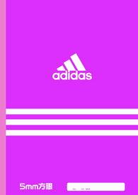アディダス(AI)[adidas]5mm方眼帳(B5)_ピンク(A01200H5AI.13)