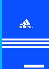 アディダス(AI)[adidas]7mmA罫ノート(B5)_青(A01230AAI.33)