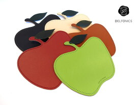 【DELFONICS デルフォニックス】ブリストン アップルマウスパッド500161(BC36) 5色