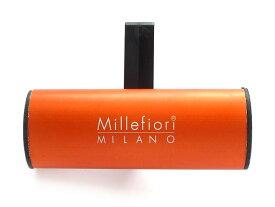 【ルームフレグランス】MillefioriミッレフィオーリカーエアーフレッシュナーカーフレグランスClassicクラシック16CAR-A-OR(CDIF-A-003)オレンジティーOrangeTea