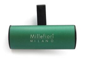 【ルームフレグランス】MillefioriミッレフィオーリカーエアーフレッシュナーカーフレグランスClassicクラシック16CAR-A-GR(CDIF-A-005)ホワイトムスクWhiteMusk