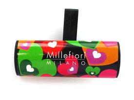 【ルームフレグランス】MillefioriミッレフィオーリカーエアーフレッシュナーカーフレグランスFioriフィオーリ16CAR-B-07(CDIF-B-007)グレープフルーツPompelmo