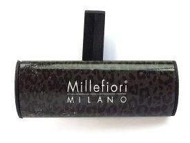 【ルームフレグランス】MillefioriミッレフィオーリカーエアーフレッシュナーカーフレグランスANIMALIER アニマリエ16CAR-D-23(CDIF-D-003)Mlrtoマートル