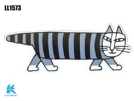 【ポストカード】Lisa Larson リサラーソンマイキーダイカットポストカードLL1573トラ