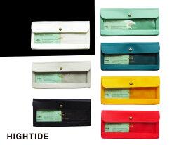 【ペンケース】HIGHTIDE ハイタイドnahe ネーエジェネラルパーパスケース ワイドDF089 7色