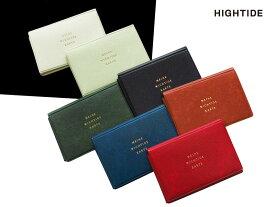 【パスケース】HIGHTIDE ハイタイドClassic クラシックパス&カードケース GC029全6色