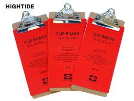 【クリップボード】HIGHTIDE ハイタイドPENCO ペンコクリップボード O/S チェックDP133