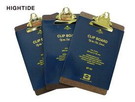 【クリップボード】HIGHTIDE ハイタイドPENCO ペンコクリップボード O/Sゴールド A5DP161