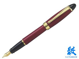 【万年筆】AURORAアウロラIPSILONイプシロンB11-Xボルドーゴールドプレイトペン先F・M
