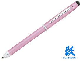 【複合ペン】CROSS クロスTECH3+ テックスリープラス#AT0090-6フロスティーピンク複合ペン