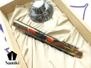 【万年筆】NAMIKI ナミキEMPERORエンペラー金魚FNFV-80M-KG-M肉合研出高蒔絵M中字