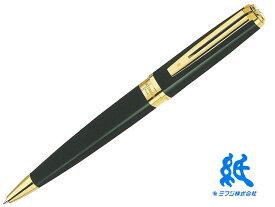 【ボールペン】WATERMANウォーターマンEXCEPTIONエクセプション・スリムブラックラッカーGT ボールペン
