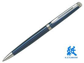 【ボールペン】WATERMANウォーターマンMETROPOLITANメトロポリタンエッセンシャル メタリックブルーCTボールペン