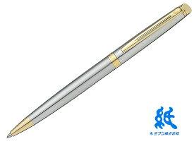 【ボールペン】WATERMANウォーターマンMETROPOLITANメトロポリタンエッセンシャル ステンレススチールGTボールペン