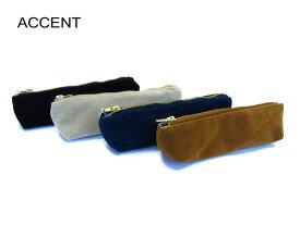 【ペンケース】ACCENT アクセントJOCKEY ジョッキーペンケース NO621全4色
