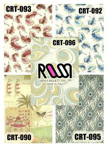 【クラフト紙・包装紙】ROSSI(ロッシ)CRT-090/092/093/095/0965枚入り