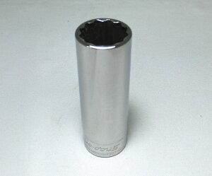 Snap-on (スナップオン) 1/2 差し込み 12角 ディープ ソケット 16mm SM 16 並行輸入品
