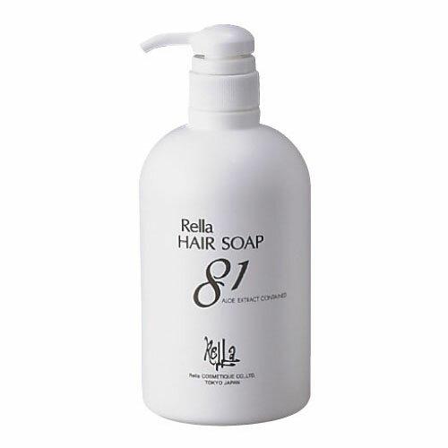 弱酸性乾燥毛用 レラヘアソープ 81 650ml サロン専売品