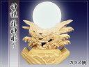 【神鏡】龍神彫り神鏡
