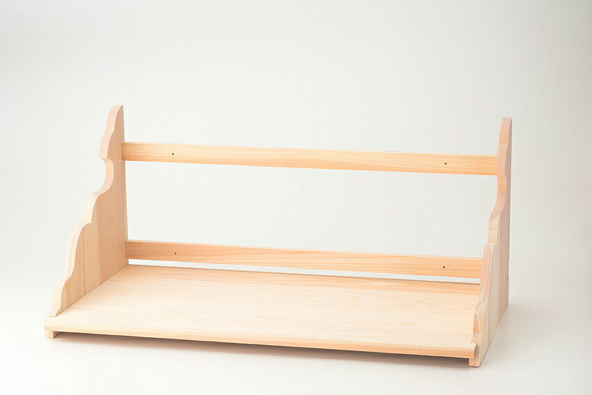 神棚用棚板 大和神棚板(中)総ひのき製