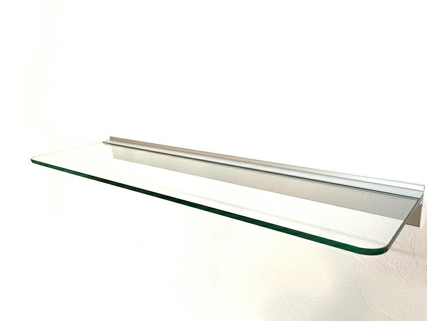 神棚板 レールシェルフ ガラス 450mm 神棚板