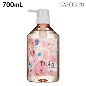 インターコスメ アジューダドルチェ シャンプー 700mL / 美容室 サロン専売品 美容院 ヘアケア