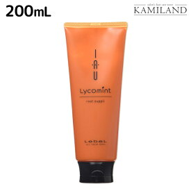 ルベル イオ リコミント ルートサプリ トリートメント 200mL / 美容室 サロン専売品 美容院 ヘアケア タカラベルモント lebel ルベル セット おすすめ