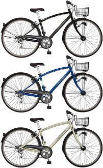 加快了对经典的英式安全周期 27 寸自行车时尚大轮胎 ! 哑光黑蓝色马特-禧玛诺 6 速齿轮 & 前台的载体 & 泥浆盾 & 灯作为标准设备