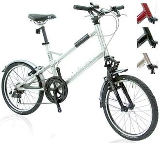 20 英寸轻质铝合金框架 minibero 自行车车头悬挂 7 单级齿轮传动 riser 卡栏处理体育线卡黑色抛光深棕色银色