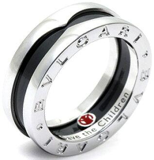 宝格丽戒指宝格丽马诺铺 K18 WG 白色黄金 AN854494