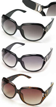 Christian Dior クリスチャンディオール サングラス プロムナードブラック×グレーグラデクリアイエロー ブラウンマーブル×ブラウングラデーション ブラック×スモークグラデーションバインドDプレートPROMENADEF-D28-LFF-THG-1WD28 LF