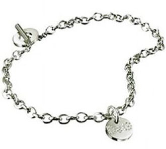 D & G necklace jewelry chain necklace rhinestone logo round plate pendant Jewelry DJ0401 DOLCE GABBANA Necklace Dolce & Gabbana d g mens Womens unisex