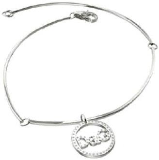 D G necklace jewelry rhinestone logo circle in D G Silver tube pendant Jewelry DJ0510 DOLCE GABBANA Necklace Dolce Gabbana d ...