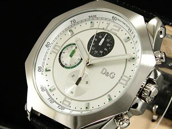D&G 腕時計ドルガバ アナログウォッチ グースホワイト ブラック ダークブラウンクロノグラフDOLCE&GABBANA GOOSEDW0101DW0102BK DW0103 DW0104ディー&ジーメンズドルチェ&ガッバーナアクセサリー