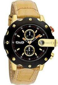 ドルチェ&ガッバーナ 腕時計D&G TIME watch SEAN DW0363アナログ シーンDOLCE&GABBANA ドルガバ ディー&ジー メンズ