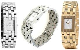 DOLCE&GABBANA D&Gドルチェ&ガッバーナレディース腕時計ドルガバ アナログウォッチホワイト文字盤 ピクニックシルバーバンド ゴールドメタルバンドLADY'S Picnic watchディー&ジー アクセサリー ブレスレット