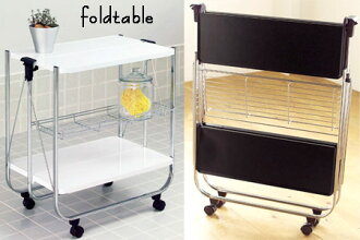 White Kitchen Trolley kaminorth shop | rakuten global market: storage: do not use